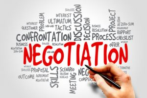 4 Top Tips for Negotiating in Business